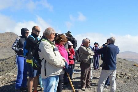El Ayto de Puerto del Rosario en el I Encuentro de Voluntariado ambiental