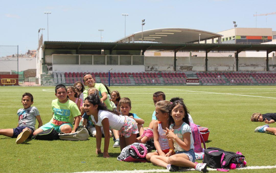 El Ayuntamiento programa una nueva edición de las Escuelas Deportivas de Verano