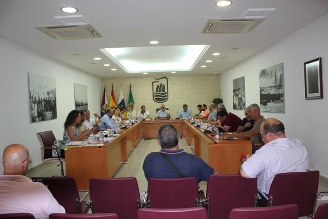 Puerto del Rosario modifica la ordenanza del taxi para adaptarla a colectivos con necesidades especiales