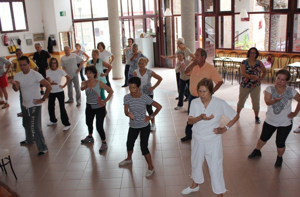 Un centro de día para mayores con plena actividad y participación