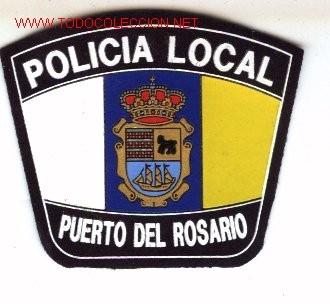 Presentación de nuevos vehículos policiales