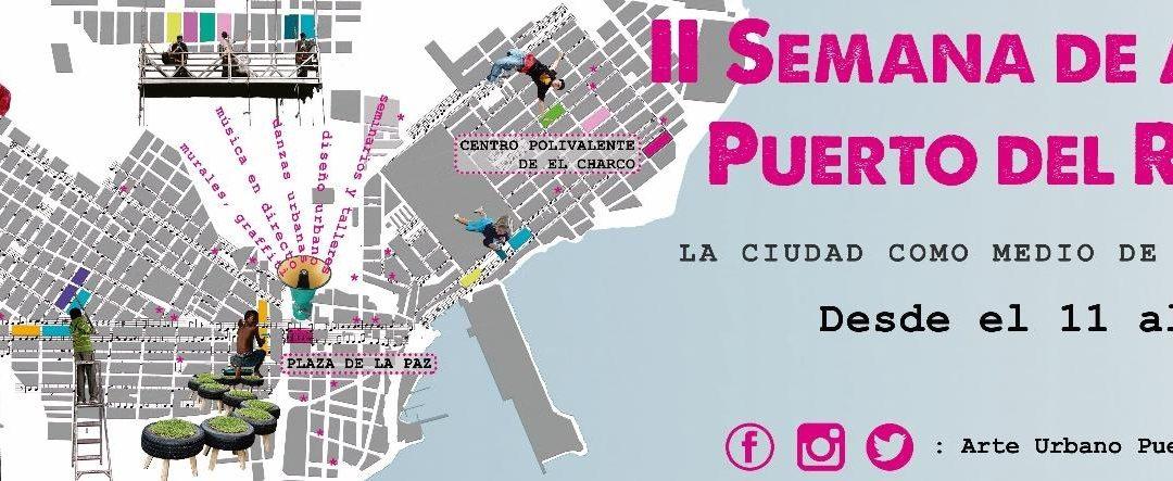 Acto de Presentación de la II Semana de Arte Urbano