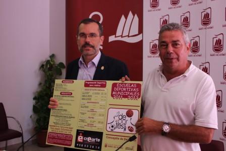17 MODALIDADES DEPORTIVAS LLEGARÁN A MÁS DE 1.000 NIÑOS Y ADULTOS