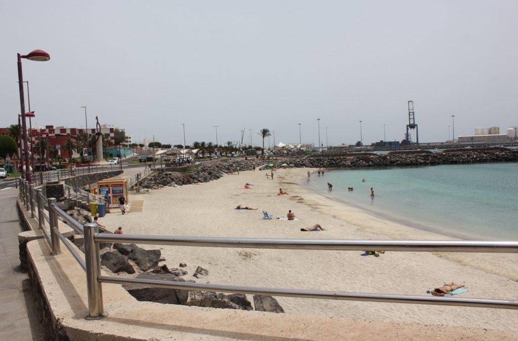 Luz verde para la última fase de ampliación de la Playa de Los Pozos