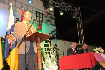 UN INTERESANTE PREGÓN MARCA EL INICIO DE LAS FIESTAS DEL ROSARIO 2013