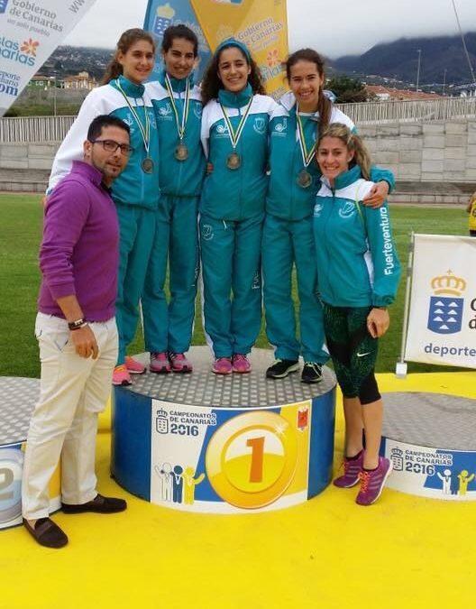 Éxito de los deportistas de Puerto en los últimos campeonatos escolares