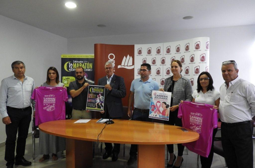 Deporte, solidaridad y Ocio en la Media Maratón de Puerto del Rosario