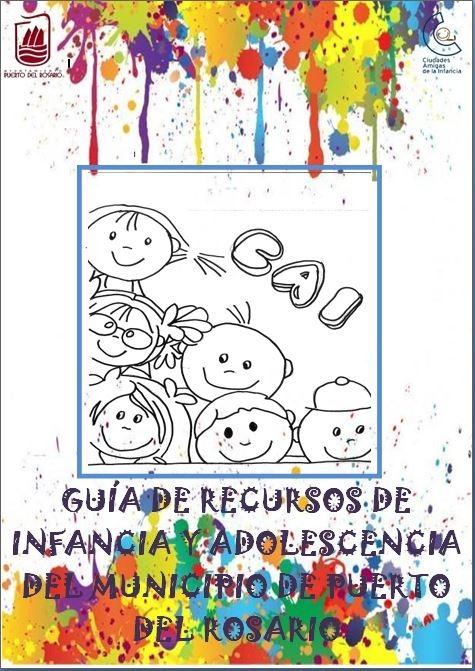 Elaboración de la primera Guía de Recursos de la Infancia y la Adolescencia