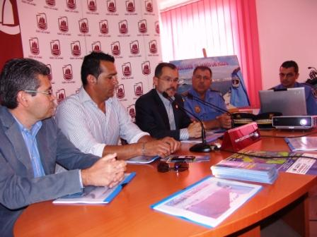 CASI 125.000 ACTUACIONES DE LA POLICIA LOCAL DE PUERTO DEL ROSARIO DURANTE 2009