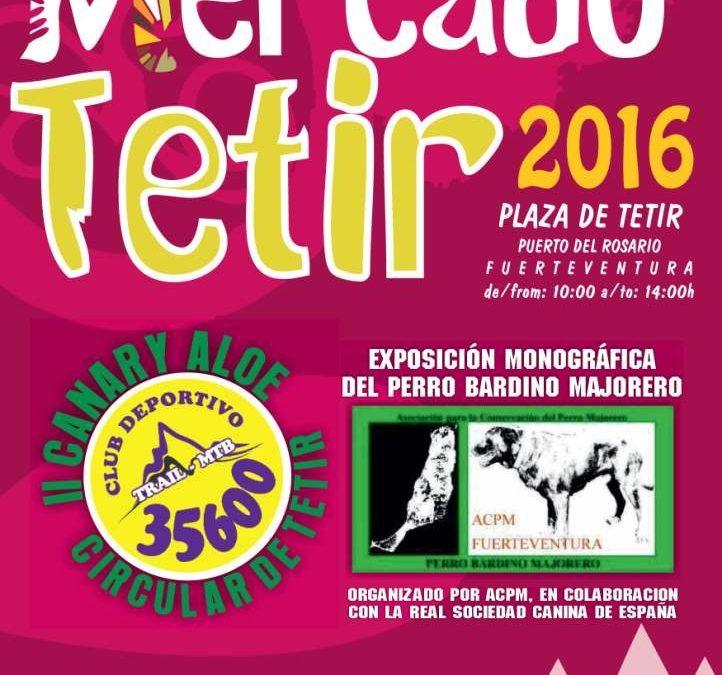 Este domingo, 11 de diciembre,  nueva cita con el Mercado de Tetir
