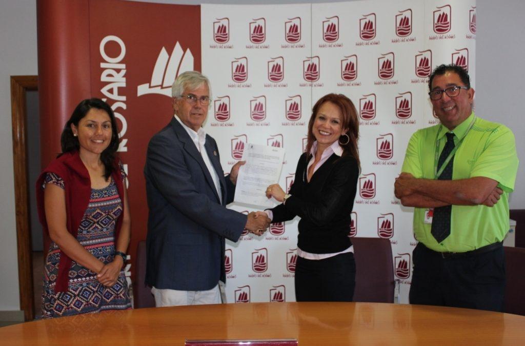 Nuevo convenio entre Ayuntamiento y Binter para dinamización  de iniciativas