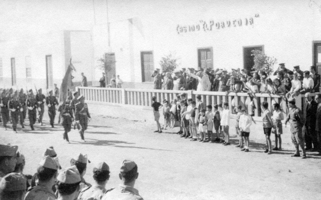 Fotos antiguas para el Programa de las Fiestas del Puerto 2015
