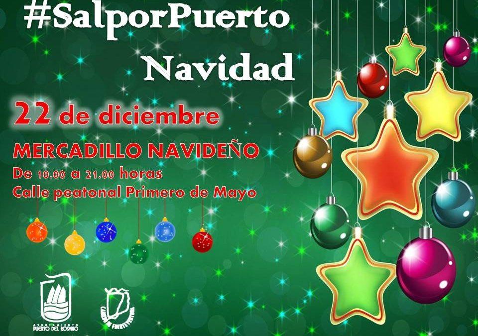 Mercadillo Navideño este jueves, 22 de diciembre, en Primero de Mayo