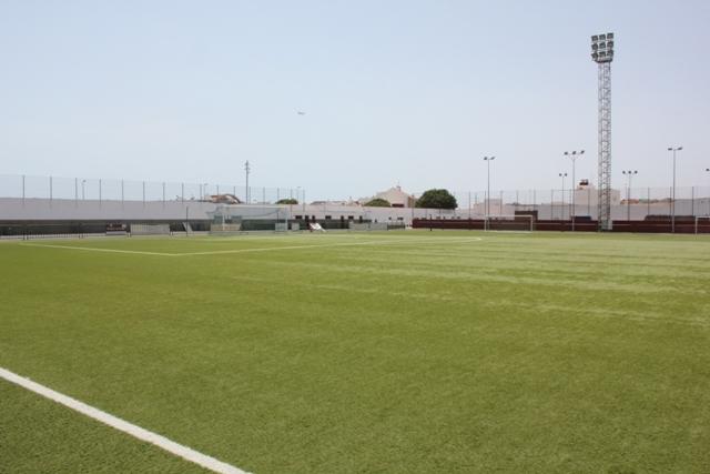 Puerto del Rosario promueve el uso de instalaciones deportivas