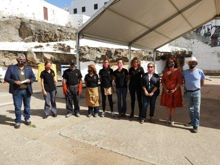 Puerto del Rosario celebra el XI Simposio Internacional de Escultura hasta el 26 de septiembre