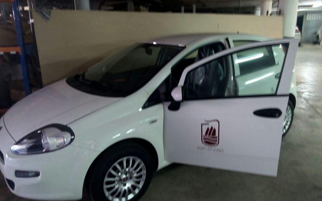 Nuevos vehículos municipales para trabajos de gestión y coordinación