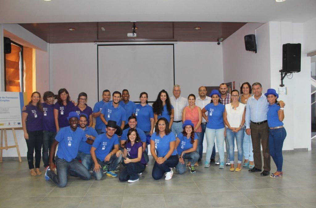 Clausura del Programa de Empleo «Puerto en movimiento»