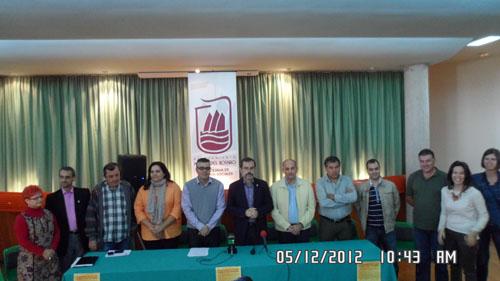 CAMPAÑA DE REYES 2012 EN PUERTO DEL ROSARIO
