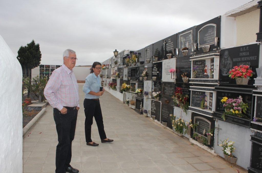 Plan de Ordenación y Ampliación para el Cementerio de Casillas