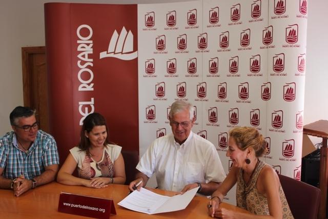Convenio AAVV Los Hornos