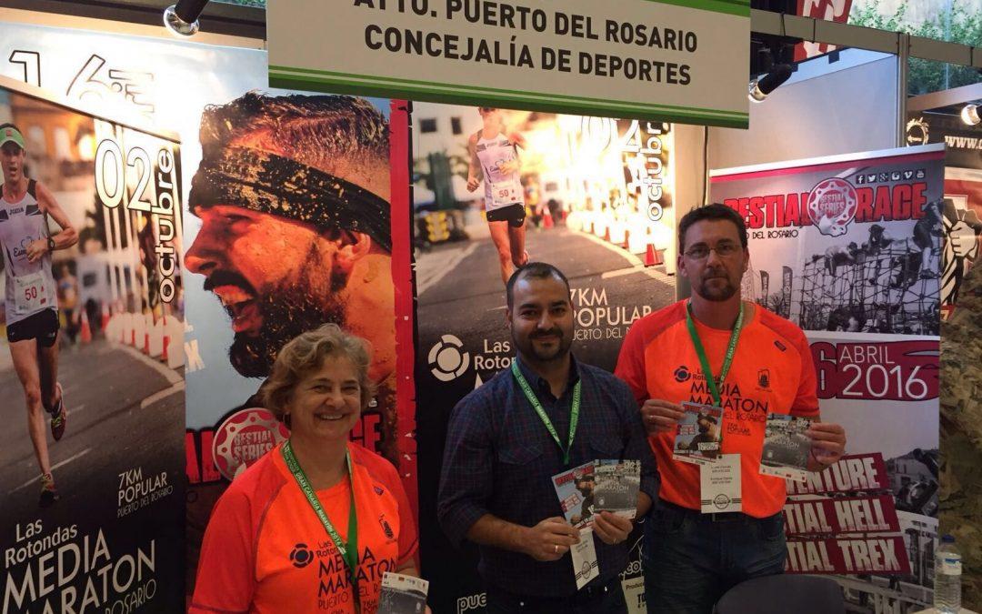 La Concejalía de Deportes presente en Expo Deporte