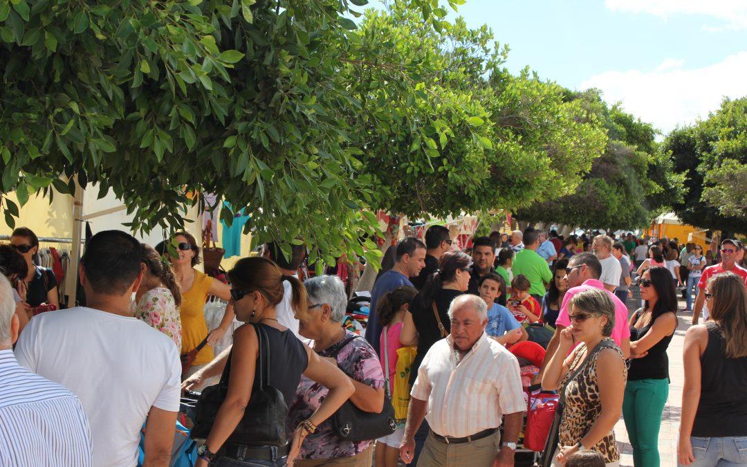 ESTE JUEVES, 17 DE OCTUBRE, A LAS 10:30 SE PRESENTARÁ LA VI FERIA DEL SALDO DE LA CAPITAL
