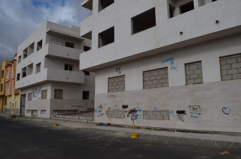 Urbanismo inicia acciones para mejorar la seguridad en obras abandonadas