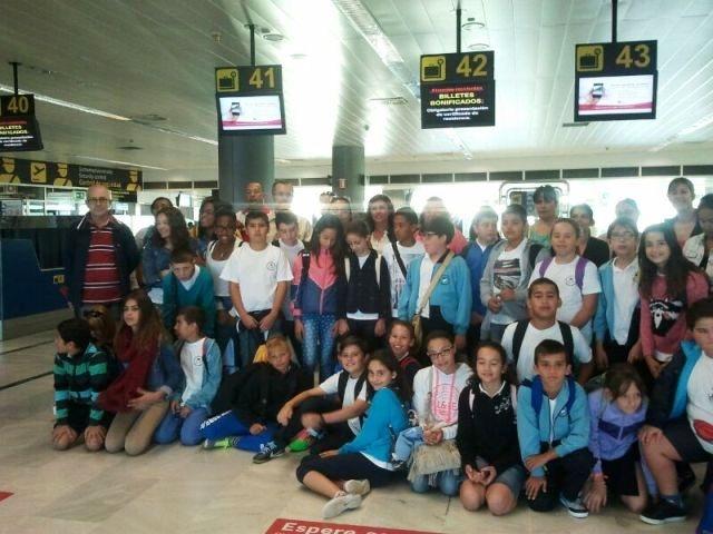 Los campeones de Fuerteguineo 2014 visitan  Tenerife