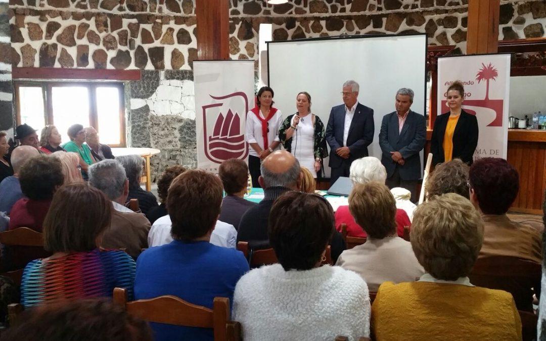 Clausura de la XI edición del programa de Senderismo para Mayores