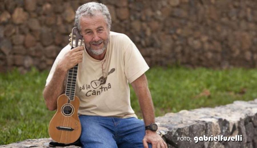 Domingo «El Colorao» abre las fiestas del Rosario con su Pregón