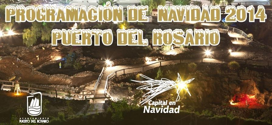 Se presenta la programación de Navidad en Puerto del Rosario