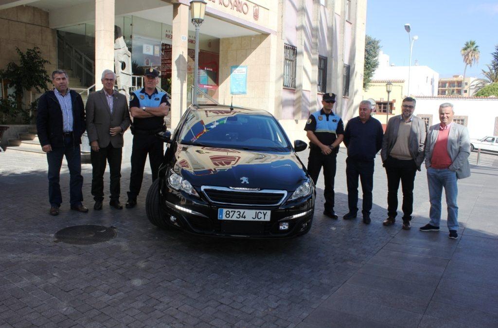 El Ayuntamiento se dota con un equipo «cinemómetro» para el control de velocidad