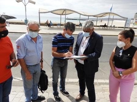 Puerto del Rosario comienza en próximos días la reparación del emisario submarino
