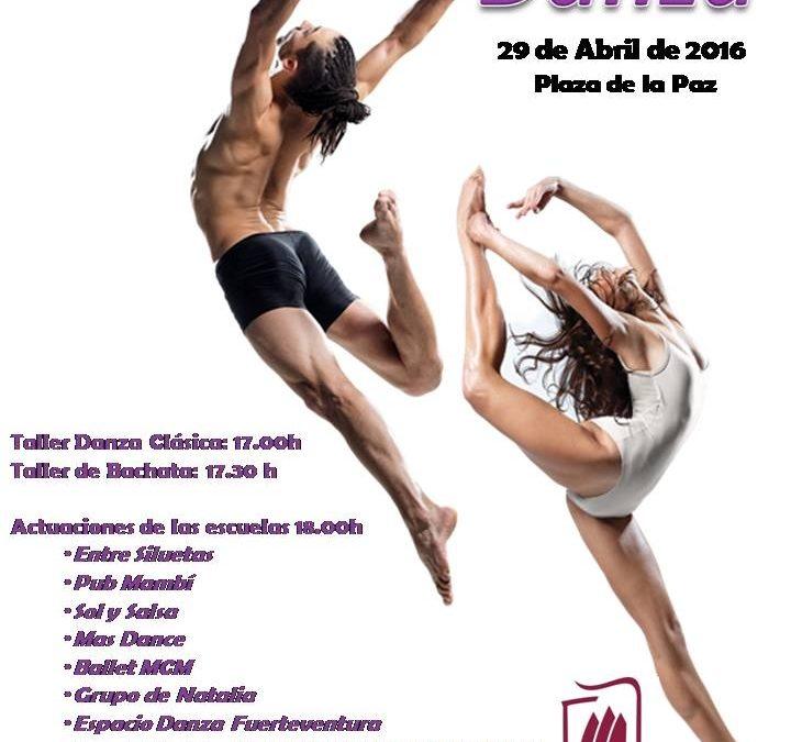 Encuentro de escuelas de baile con motivo del Día de la Danza