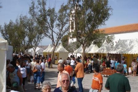 Este domingo, 08 de junio, nueva cita con el Mercado Artesanal de Tetir