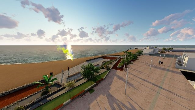 Puerto del Rosario presenta sus proyectos incluidos en el FDCAN