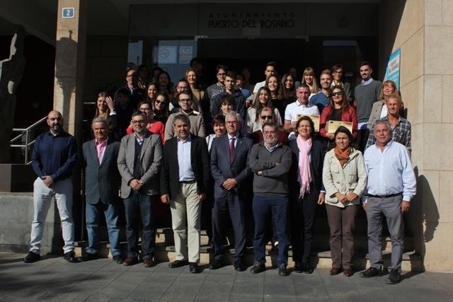 Mejores expedientes académicos en Puerto del Rosario