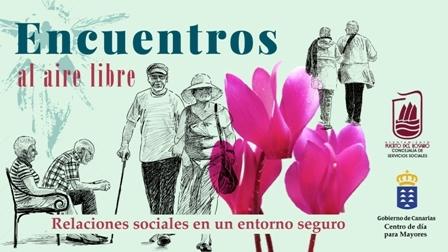 Puerto del Rosario desarrolla el proyecto 'Encuentros', dirigido a personas mayores del municipio