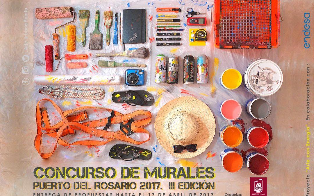 Publicadas las Bases para participar en el III Certamen de Murales