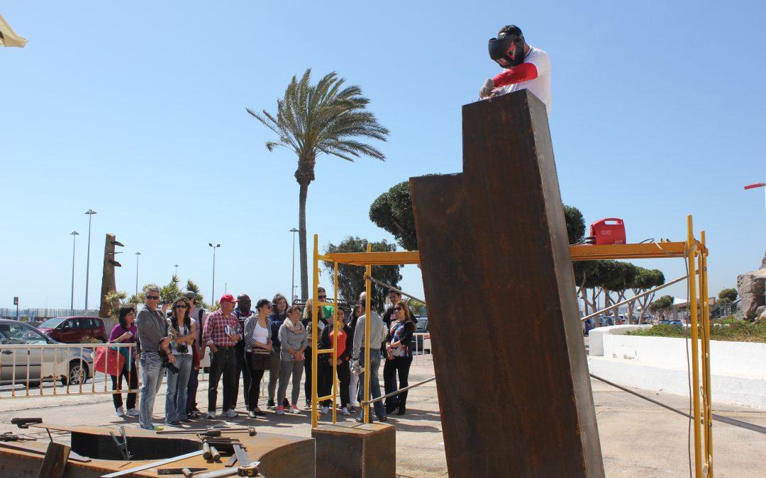 El IX Simposium de Escultura ya muestra las nuevas obras