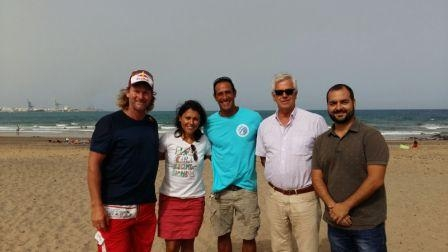 Puerto del Rosario acoge el Campeonato Junior de Canarias de Surf