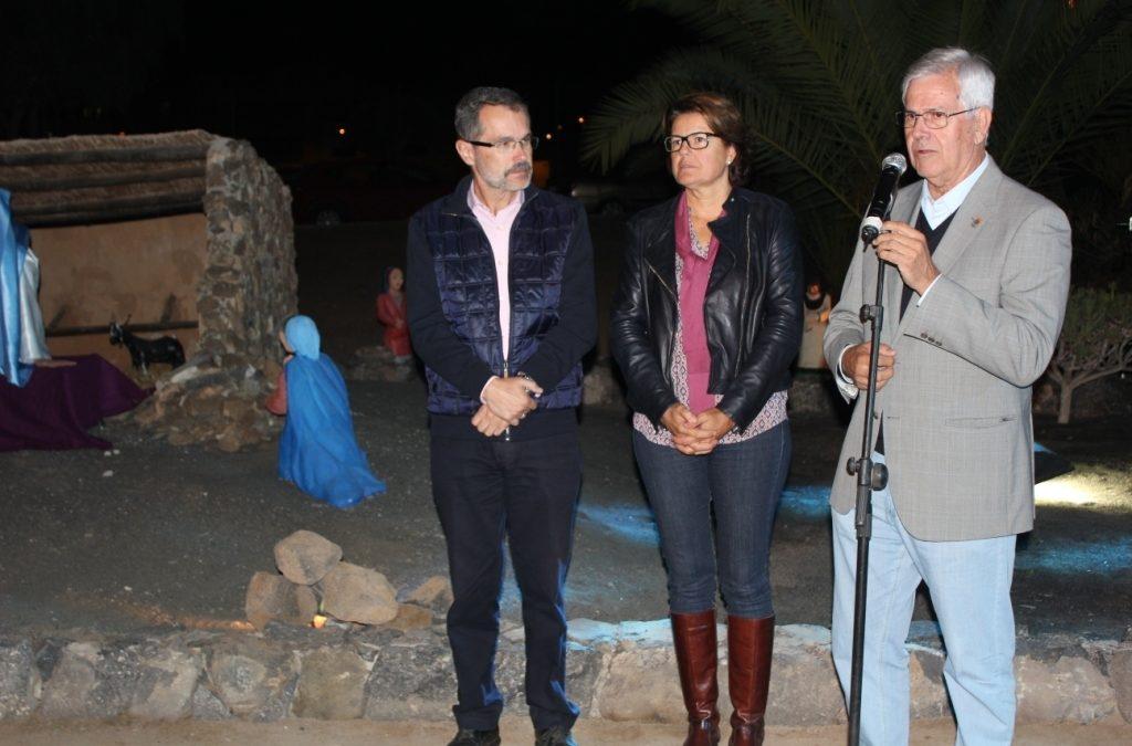 Inaugurado el Belén más grande de Canarias