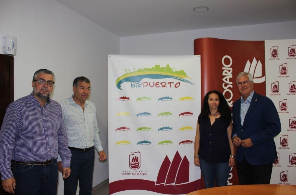El Ayuntamiento presenta «BIOPUERTO 2017» en colaboración con AVANFUER