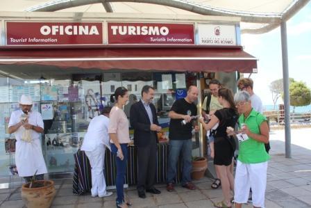 LA OFICINA DE TURISMO CELEBRA EL DÍA DE CANARIAS
