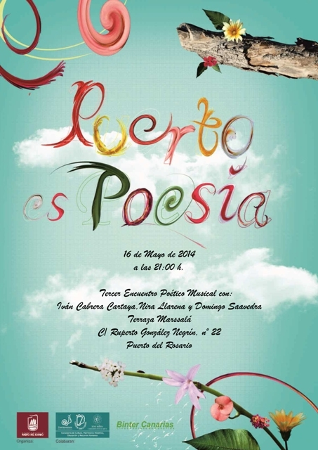 Para este viernes, tercer recital poético musical «Puerto es poesía»