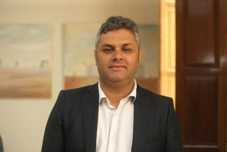 Juan Jiménez es elegido comisionado de los/as alcaldes/as majoreros/as