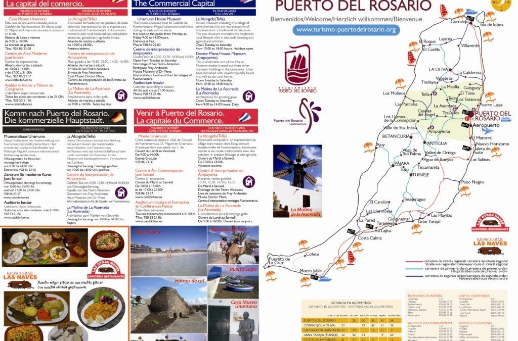 Presentación del nuevo callejero de Puerto del Rosario