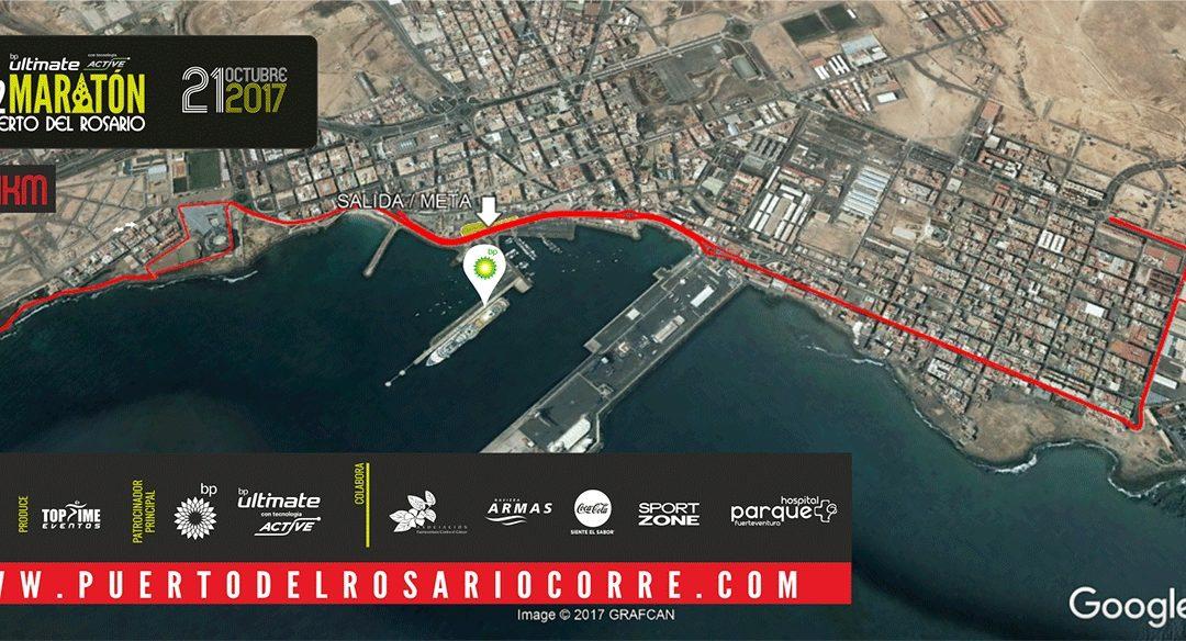 Se presenta la IV Edición de la Media Maratón de Puerto del Rosario