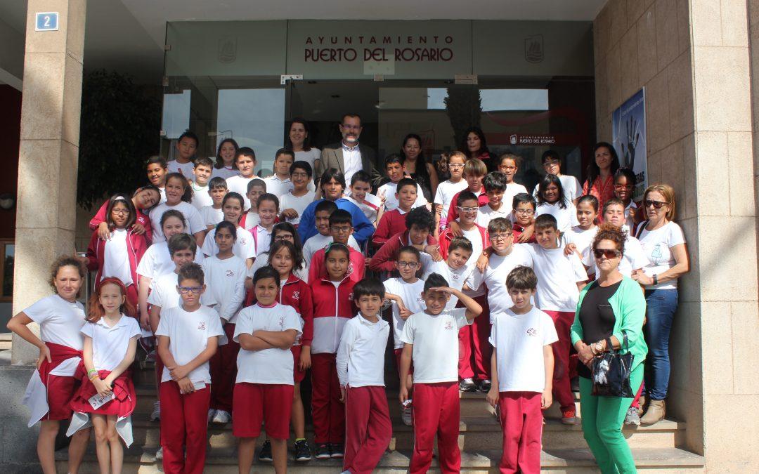 Trece años del programa escolar «Mi Ayuntamiento»