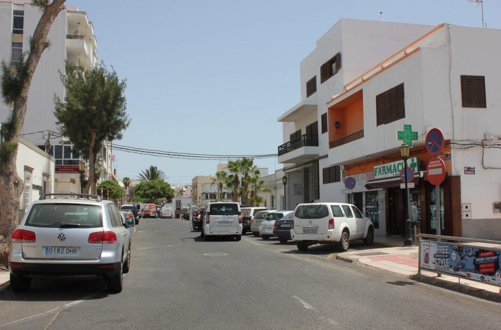 La céntrica calle Fernández Castañeyra se cerrará al tráfico la próxima semana